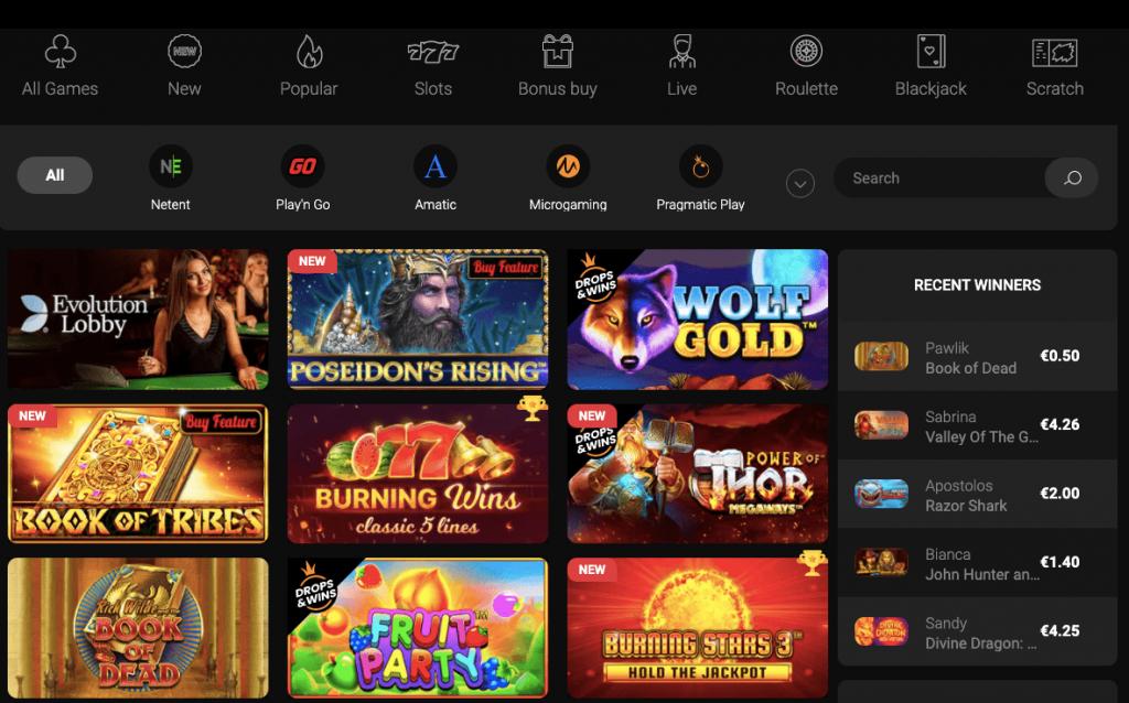 Beliebte Slots im BetChan Casino